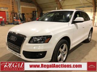 Used 2011 Audi Q5 Premium Plus 4D UTILITY AWD for sale in Calgary, AB