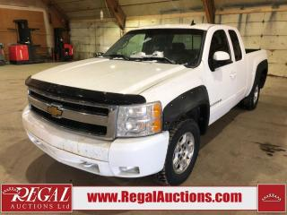 Used 2007 Chevrolet Silverado 1500 LTZ 2D EXT CAB 4WD for sale in Calgary, AB