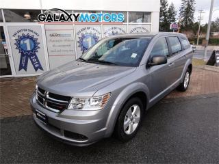 Used 2019 Dodge Journey CANADA VALUE PKG - 7 Passenger, Bluetooth, Backup Cam for sale in Nanaimo, BC