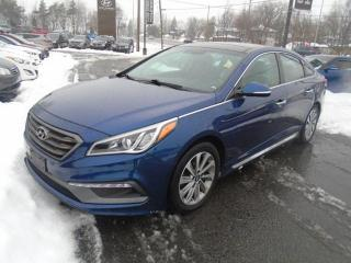 Used 2016 Hyundai Sonata Sport Tech for sale in Ottawa, ON
