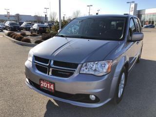 Used 2014 Dodge Grand Caravan Crew SAFETIED - AS IS for sale in Winnipeg, MB