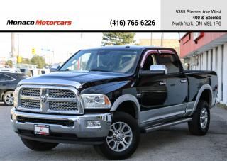Used 2014 RAM 2500 6.4L 4WD LARAMIE CREW CAB - LEATHER|NAVI|BACKUP for sale in North York, ON
