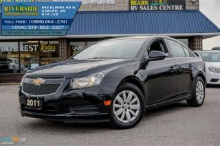 Used 2011 Chevrolet Cruze 1LT for sale in Guelph, ON
