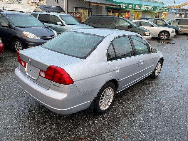2001 Acura EL