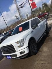 Used 2016 Ford F-150 XLT for sale in North Bay, ON