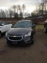 Used 2015 Chevrolet Cruze 1LT for sale in North Bay, ON
