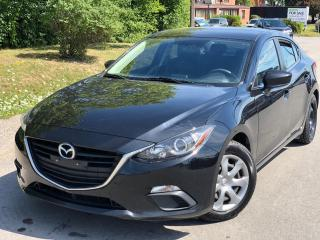 Used 2015 Mazda MAZDA3 GX for sale in Brampton, ON