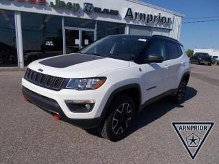 New 2021 Jeep Compass Trailhawk for sale in Arnprior, ON