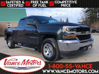 Used 2018 Chevrolet Silverado 1500 WT for sale in Bancroft, ON