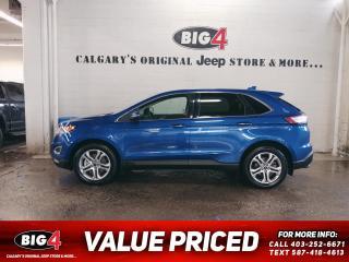Used 2018 Ford Edge Titanium for sale in Calgary, AB