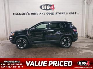 Used 2018 Jeep Compass Trailhawk for sale in Calgary, AB