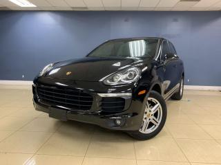 Used 2016 Porsche Cayenne No Accident w/Nav,Rear Camera,Panoroof,Blind Spot for sale in North York, ON