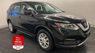 Used 2018 Nissan Rogue AWD *APPLE CARPLAY - REAR CAMERA - HEATED SEATS* for sale in Winnipeg, MB