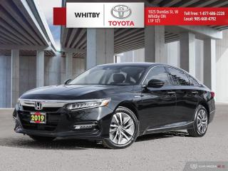 Used 2019 Honda Accord Hybrid Touring for sale in Whitby, ON