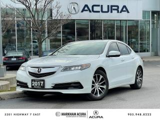 Used 2017 Acura TLX 2.4L P-AWS w/Tech Pkg for sale in Markham, ON