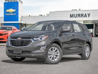 New 2020 Chevrolet Equinox LS for sale in Winnipeg, MB