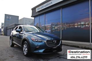 Used 2020 Mazda CX-3 GS-AWD, heated seats, ready for the winter! for sale in Vancouver, BC