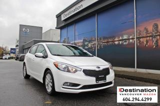 Used 2016 Kia Forte5 LX+ - With aftermarket back up camera! for sale in Vancouver, BC