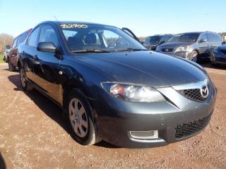Used 2009 Mazda MAZDA3 (WHOLESALE) for sale in Charlottetown, PE