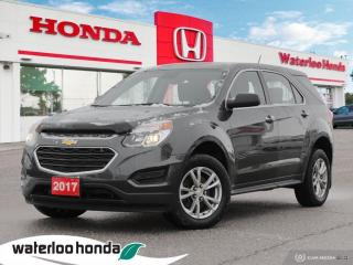 Used 2017 Chevrolet Equinox LS for sale in Waterloo, ON