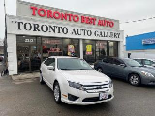 Used 2010 Ford Fusion 4dr Sdn Hybrid FWD for sale in Toronto, ON