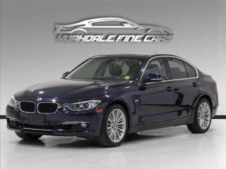Used 2013 BMW 3 Series 328i xDrive, Navi, Camera, Leather, Roof for sale in Concord, ON
