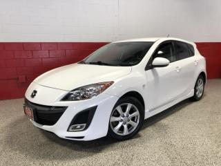 Used 2010 Mazda MAZDA3 2.5 HATCHBACK SPORT AUTOMATIC for sale in North York, ON