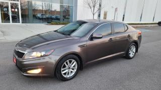 Used 2013 Kia Optima 4dr Sdn for sale in Mississauga, ON