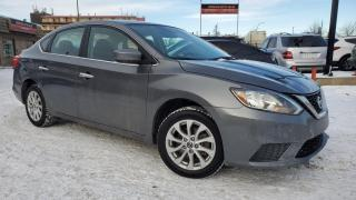 Used 2016 Nissan Sentra 4DR SDN for sale in Calgary, AB
