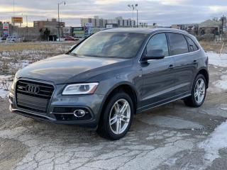 Used 2014 Audi Q5 QUATTRO 4dr 2.0L NAV \ONE YEAR WARRANTY INCULDED for sale in Brampton, ON