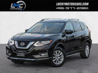 Used 2017 Nissan Rogue SV AWD TECH PKG-360 CAMERA-PANOROOF-NAVI-NO ACCIDENTS for sale in Toronto, ON