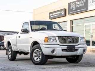 Used 2001 Ford Ranger reg cab for sale in Oakville, ON