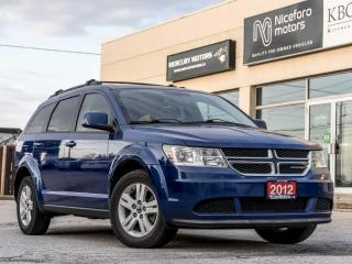 Used 2012 Dodge Journey Fwd 4dr for sale in Oakville, ON