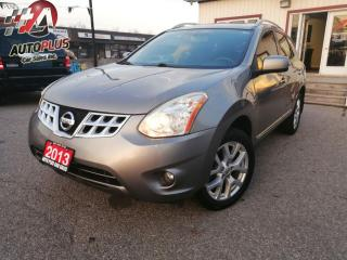 Used 2013 Nissan Rogue SV AWD for sale in Oshawa, ON
