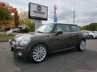 Used 2010 MINI Cooper Mayfair for sale in Cambridge, ON
