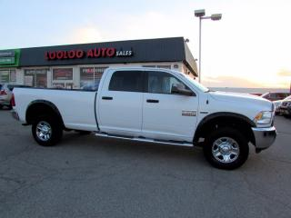 Used 2015 RAM 2500 SLT Crew Cab 4WD Heavy Duty 5.7L Hemi Certified for sale in Milton, ON