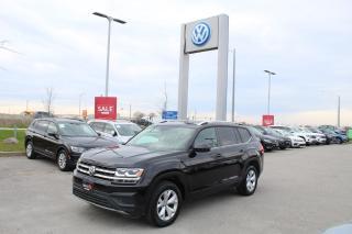 Used 2018 Volkswagen Atlas 3.6 FSI Trendline 4MOTION for sale in Whitby, ON