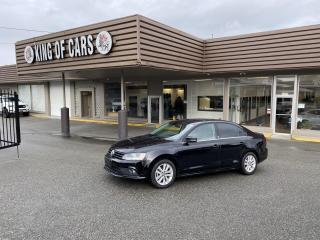 Used 2017 Volkswagen Jetta Wolfsburg Edition for sale in Langley, BC