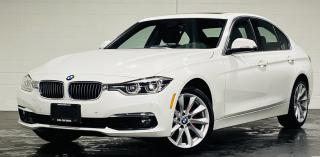 Used 2017 BMW 3 Series 330i xDrive|TEXT.US|647.678.7778| HUD|NAVI|REARVIEW|SUNROOF|BMW ASSIST| for sale in Mississauga, ON