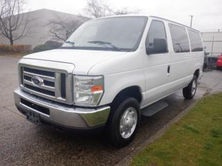 Used 2008 Ford Econoline E-350 12 Passenger Van for sale in Burnaby, BC
