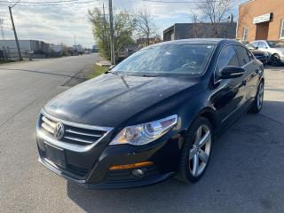 Used 2010 Volkswagen Passat CC Luxury PZEV for sale in Oakville, ON