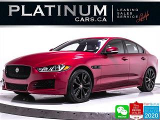 Used 2017 Jaguar XE 35t R-Sport,AWD,NAV,CAM,TECHNOLOGY PKG,MERIDIAN for sale in Toronto, ON