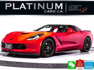 Used 2014 Chevrolet Corvette Stingray w/3LT,Z51,450HP, NAV, HUD, CARBON, for sale in Toronto, ON