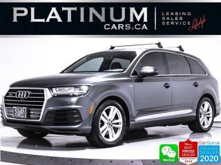 Used 2017 Audi Q7 3.0T quattro Technik,S-line,7 PASSENGER,NAV,CAM, for sale in Toronto, ON