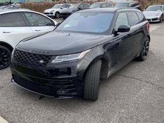 Used 2018 Land Rover Range Rover Velar P380 R-Dynamic HSE,AWD, NAV, PANO, HUD, CAM, HEAT for sale in Toronto, ON