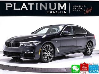 Used 2017 BMW 5 Series 540i xDrive,AWD, M-SPORT, NAV, SUNROOF, 360 CAM for sale in Toronto, ON