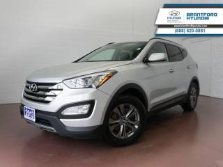 Used 2013 Hyundai Santa Fe 1 OWNER | BLUETOOTH | HTD SEATS | HTD STEERING  - $118 B/W for sale in Brantford, ON