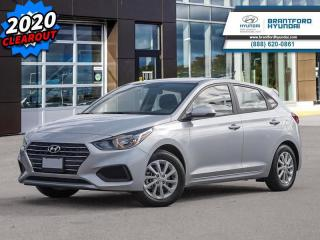 Used 2020 Hyundai Accent Preferred IVT for sale in Brantford, ON