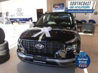 New 2021 Hyundai Venue Preferred IVT  - Aluminum Wheels - $148 B/W for sale in Simcoe, ON