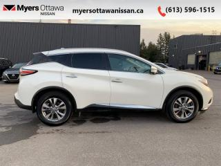 Used 2018 Nissan Murano AWD SL  - Sunroof -  Navigation - $222 B/W for sale in Ottawa, ON